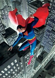 Superman Twentieth Century (Box Canvas) by DC - Box Canvas sized 22x32 inches. Available from Whitewall Galleries