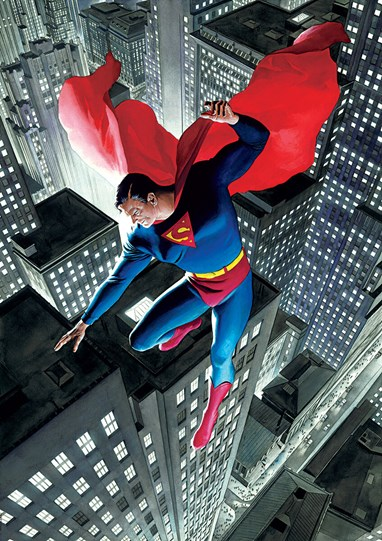 Superman Twentieth Century (Box Canvas) by DC - Box Canvas